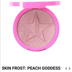 Jeffree Star Skin Frost Peach Goddess